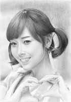SNSD Jessica Jung by asas365