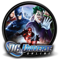 DC Universe Online - Icon by Blagoicons