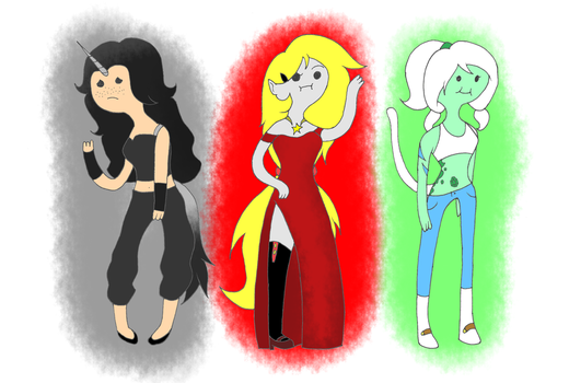 [CLOSED] Adventure Time Adopts by MitExcel