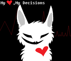 My Decisions.. by XxSkelly-BooxX