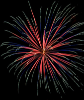 2012 Fireworks Stock 57 by AreteStock