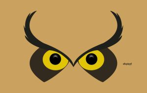 Owl Eyes by ABPixel