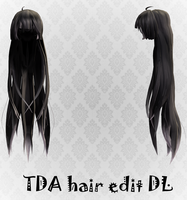 TDA Long Hair [DL] by Revik12