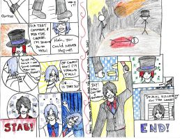 Comic, Page 2 -end- by Pain-of-Insanity