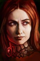 The Red Woman by stokesbook