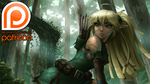 Patreon! Elven Archer 1 Teaser by RoninDude