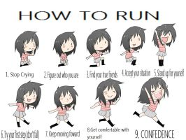 How to run by Akari-dono