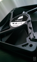 Corsair H60 Fan by mattwill3