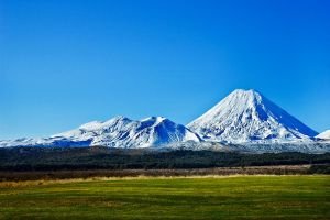 Mount Tongariro by Ananyana