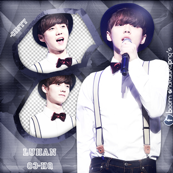 PhotoPack PNG - Luhan by SameOldLove