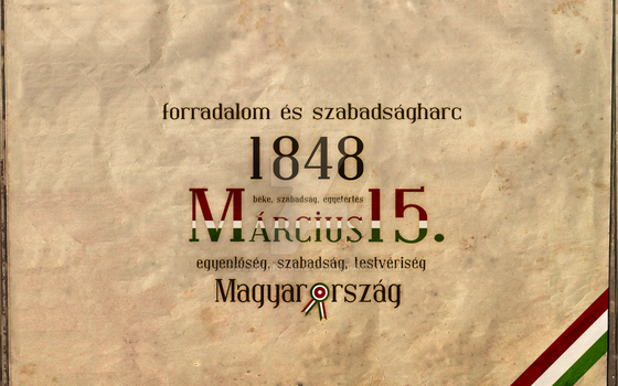 Hungarian Revolution of 1848 by goldhand88