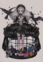 Doll cage by Rin54321