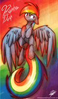 Rainbows by DILeak
