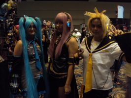 Vocaloid group by spartan049820