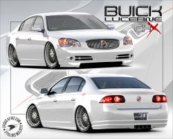 Buick Lucerne by ZeROgraphic