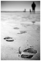 Eternal Footsteps by Michelano