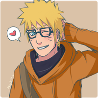 Naruto Design. by MayaNara