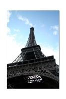 Eiffel tower No2 by unclejuice