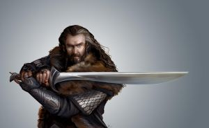 The Hobbit: Thorin by KiloWhat