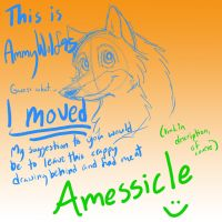 MOVED by AmmyWolf95