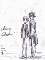 Merry Christmas... by MorganeXD
