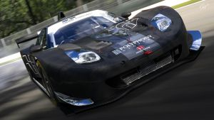 Honda NSX GT500 Stealth Drift by Galactic-Rev