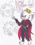 2015: King Bunny by gilster262