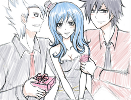 Them Ice Mages Love Juvia by Inspired-Destiny