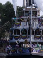 Tiana's Showboat by LostWendy