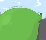 Carrie Get Down from There, You're Not a Dam by Axlwisp