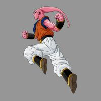 Super Buu - Gohan Absorbed by Rexobias