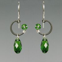 Hyperion II Earrings- SOLD by YouniquelyChic