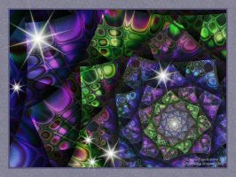 Sparkling Stained Glass by afugatt