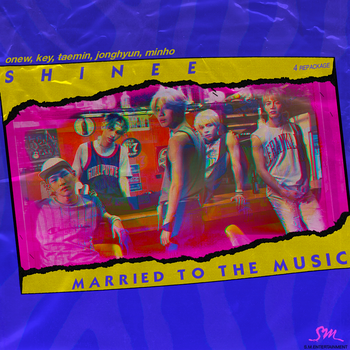 Married to the Music - Shinee by ghosttree