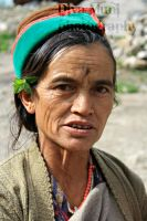 lady in sangla by magicaldiva