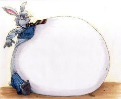 Big Bunny Balloon by Inflato-Phraggle