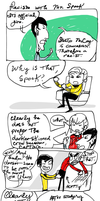 Racism With Spock by enterprising-bones