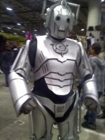 Cyberman by TheAwesomeNordics