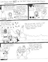 Aang is the worst spirit guide ever by brensey