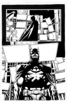 Batman the Return Pg 14 inks by RyanWinn