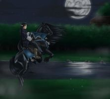 - Night Time - by Charlotte-DG