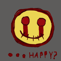 ...Are You Happy? by Midnightkiller1000