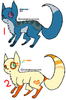 Feline Auction 1 by SpamAdopts