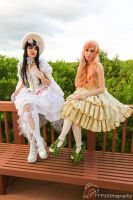 Fairy and a Deadly Dollie by Lovelyrosevampress