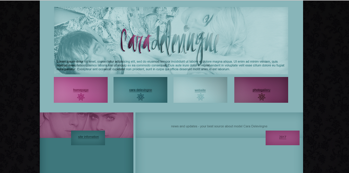 Free design ft. Cara Delevingne and Dane Dehaan by designsbyroth