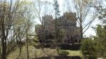 Castle Through the Trees by Snail97