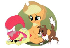 Apple family after by zigrock001