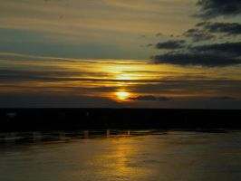 Golden Sunset by Marilyn958