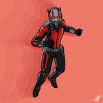 Final Day!: Ant-man by xxiiCoko