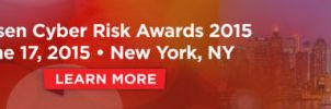 Advisen Cyber Risk Awards 2015 by leilapearse